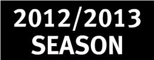 2012-2013 Season